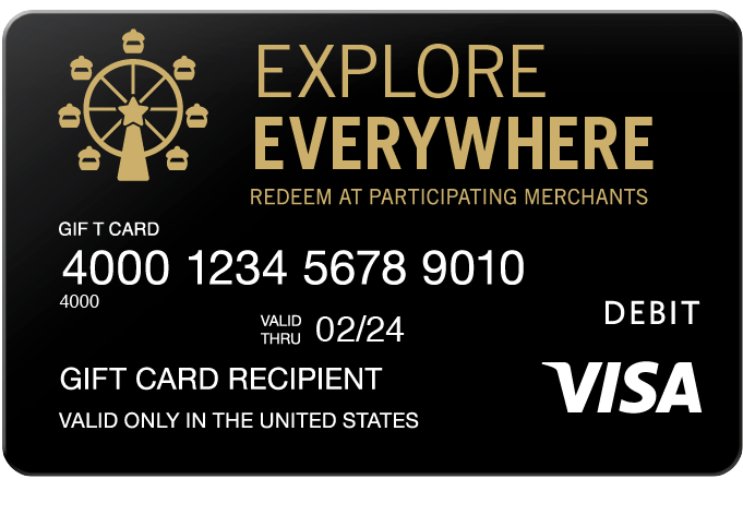Visa explore card